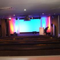 Bristol-Myers Squibb Incentive im East Hotel Hamburg - Presantation