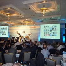 BOSCH TT Summit in Berlin - Memory