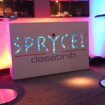 Bristol-Myers Squibb Incentive im East Hotel Hamburg - Theme Sprycel