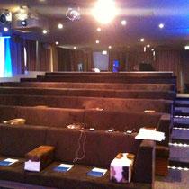 Bristol-Myers Squibb Incentive im East Hotel Hamburg - Veranstaltungsraum