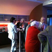 Bristol-Myers Squibb Incentive im East Hotel Hamburg - Meet and Greet
