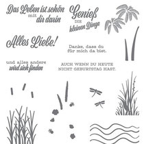 "Stempelset Klarsicht ""Alles Liebe!"" - 20,71 €"