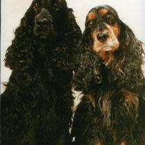 Anjoscha und Dajana
