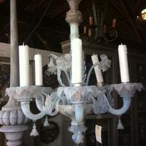 Murano pendant chandelier
