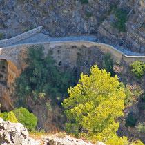 Teufelsbrücke Gole di Raganello