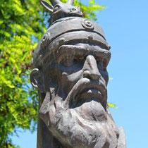 Skanderbeg Nordkalabrien