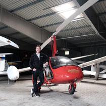 Sauerland Rundflüge im Ultraleicht Tragschrauber