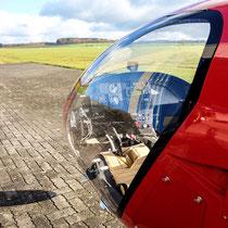 Gyrocopter Magni M24 Orion im Schmallenberger Sauerland