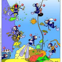 Poster écoplongée (2003) - 12.000 exemplaires