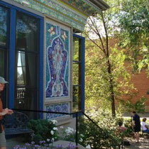 Boulder Dushanbe Teahouse- try the chai!