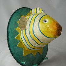 pape fisch trophäe