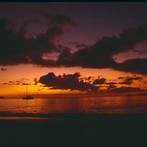 Seychellen  Luft 32 / Wasser 30 Grad