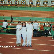 Foto - DM in Erfurt am 10.03.2001 - BSV Merkwitz 1997 e.V.