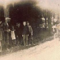 Rennszene   1919 / Hannover    Foto: www.Blitzrad.de