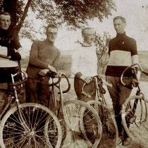 Rennfahrergruppe 1919/Hannover   Foto : www.Blitzrad.de