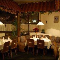 Neben dem Hotel befindet sich unser Restaurant.