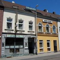 Das Hotel Elsen ist zentral und dennoch ruhig gelegen.