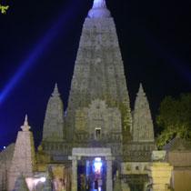 仏教発祥の地/ブッダガヤ マハーボーディ寺院