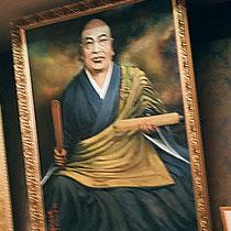 日蓮聖人画