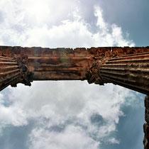 Duga, un enclave romano en uno de los mejores estados de conservación que nunca había visto. Lugar muy recomendable si vas a Túnez.