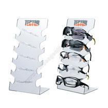 Arbeitsschutzbrillen Displays