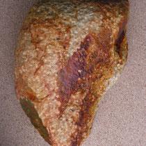 expérience de l'inachevé - granite de Bannalec 2013