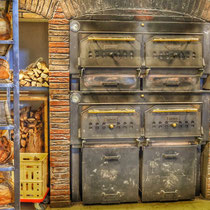Rustic Oven in YEME