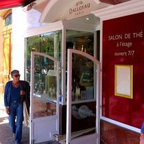 Dalloyau Paris entrance