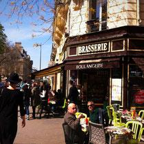 Brasserie Boulangerie Paris
