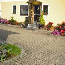 ****Ferienwohnung Haus Murachtal Eingang