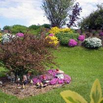****Ferienwohnung Haus Murachtal: Garten