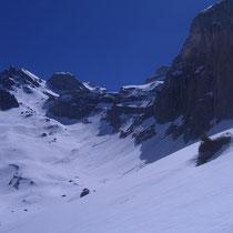 Schwarzgraben - Ruchstock im Winter