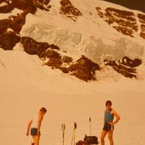 Am Südfuss des Mönchs, Juni 1986