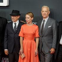 """Presseshooting """"Bridge of Spies"""" - Spielberg, Ryan, Hanks"""