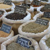 Kochen und genießen Provence