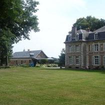 Anwesen mit Schloss