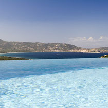 Villa du Golfe - luxus Ferienvilla Korsika