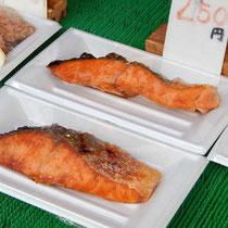 焼き魚 塩鮭
