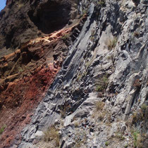 Spanien - Kanarische Inseln - La Gomera - Geologische Formation