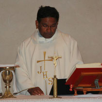 Indischer Priester
