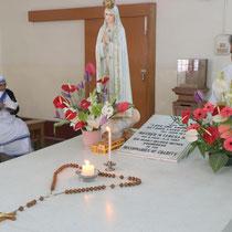 Das Grab Mutter Teresas