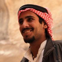 Jordanischer Händler