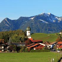 Deutschland - Allgäu - Altstädten