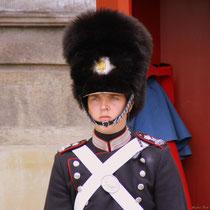 Soldat der Königlichen Garde von Dänemark