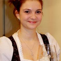 Christina, Wipfelder Weinprinzessin 2009-2012