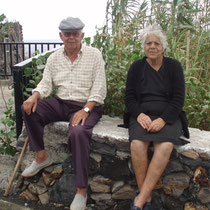 Paar auf La Gomera