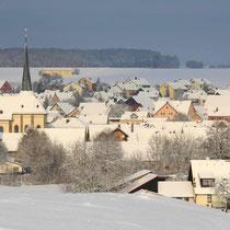 Zeuzleben im Winter 1