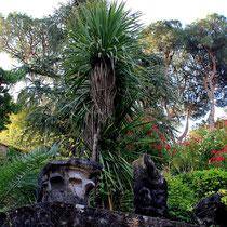 Im Garten der Augustiner