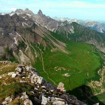 Deutschland - Allgäuer Alpen