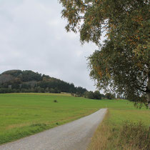 Deutschland - Hessische Rhön - Milseburg